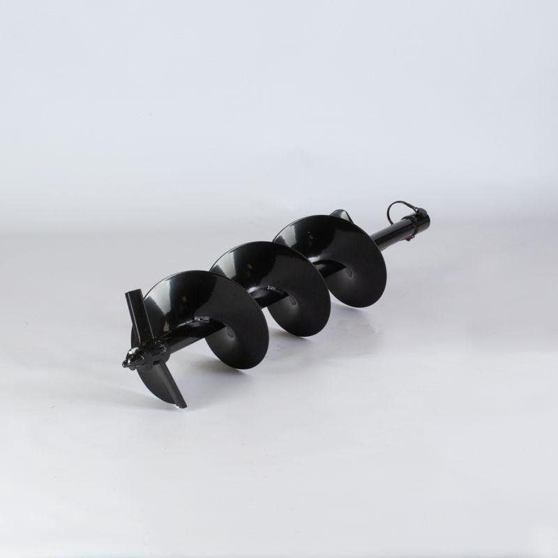 Шнек для грунта 150мм х 800мм для мотобура, ELITECH
