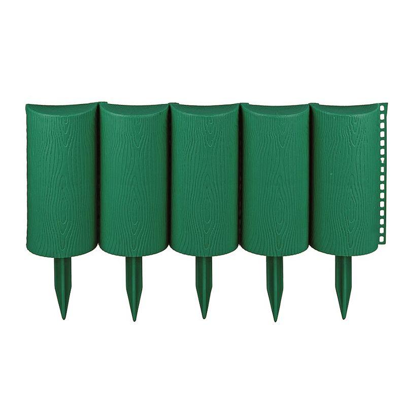Ограждение пластиковое Садовый конструктор 15 см, зеленый МастерСадОграждение&amp;nbsp;пластиковое&amp;nbsp;садовый&amp;nbsp;конструктор&amp;nbsp;15см,&amp;nbsp;зеленый&amp;nbsp;Мастер&amp;nbsp;Сад<br><br>Декоративное&amp;nbsp;ограждение&amp;nbsp;&amp;laquo;Садовый&amp;nbsp;конструктор&amp;raquo;&amp;nbsp;Мастер&amp;nbsp;Сад&amp;nbsp;высотой&amp;nbsp;15см&amp;nbsp;из&amp;nbsp;пластика,&amp;nbsp;цвет&amp;nbsp;зеленый<br><br>НАЗНАЧЕНИЕ:<br><br>Обустройство&amp;nbsp;придомовой&amp;nbsp;территории;<br>Создание&amp;nbsp;оригинальных&amp;nbsp;цветников;<br>Сохранение&amp;nbsp;формы&amp;nbsp;грядок.<br><br>ПРЕИМУЩЕСТВА:<br><br>Ограждение&amp;nbsp;высотой&amp;nbsp;15см&amp;nbsp;подойдет&amp;nbsp;для&amp;nbsp;клумб&amp;nbsp;с&amp;nbsp;низкорослыми&amp;nbsp;растениями;<br>Конструкция&amp;nbsp;ограждения&amp;nbsp;аналогична&amp;nbsp;конструкции&amp;nbsp;частокола,&amp;nbsp;благодаря&amp;nbsp;чему,&amp;nbsp;грунт&amp;nbsp;клумбы,&amp;nbsp;грядки&amp;nbsp;не&amp;nbsp;осыпается&amp;nbsp;и&amp;nbsp;вода&amp;nbsp;не&amp;nbsp;растекается&amp;nbsp;за&amp;nbsp;ее&amp;nbsp;пределы;<br>Просто&amp;nbsp;собирается&amp;nbsp;(с&amp;nbsp;помощью&amp;nbsp;защелок),&amp;nbsp;устанавливается&amp;nbsp;(втыкается&amp;nbsp;в&amp;nbsp;землю&amp;nbsp;литыми&amp;nbsp;колышками),&amp;nbsp;перемещается&amp;nbsp;(легкий,&amp;nbsp;масса&amp;nbsp;3&amp;nbsp;метрового&amp;nbsp;ограждения&amp;nbsp;2.9кг);<br>Гибкое&amp;nbsp;соединение&amp;nbsp;элементов&amp;nbsp;позволяет&amp;nbsp;придавать&amp;nbsp;ограждению&amp;nbsp;разнообразные&amp;nbsp;формы;<br>Долгий&amp;nbsp;срок&amp;nbsp;эксплуатации&amp;nbsp;&amp;ndash; пластик&amp;nbsp;устойчив&amp;nbsp;к&amp;nbsp;ультрафиолетовым&amp;nbsp;лучам&amp;nbsp;и&amp;nbsp;атмосферным&amp;nbsp;осадкам,&amp;nbsp;не&amp;nbsp;деформируется,&amp;nbsp;<br><br>цветоустойчив,&amp;nbsp;не&amp;nbsp;подвержен&amp;nbsp;коррозии,&amp;nbsp;появлению&amp;nbsp;плесени,&amp;nbsp;грибка,&amp;nbsp;не&amp;nbsp;гниет;<br>Фиксирование&amp;nbsp;в&amp;nbsp;землю&amp;nbsp;крепежными&amp;nbsp;н
