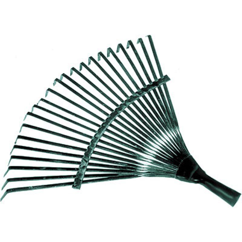 Грабли веерные, пластинчатые, 22 зуба, 430 мм, FIT<br>Бренд: FIT; Конструкция: Веерные; Форма зубьев: Плоские; Ширина рабочей части: 375 мм; Материал рабочей части: Инструментальная сталь; Материал черенка: Б/ч; Крепление для ручки: Да; Регулировка ширины захвата: Нет; Колесики: Нет; Количество зубьев: 22 шт.; Комплектация: Рабочая часть;