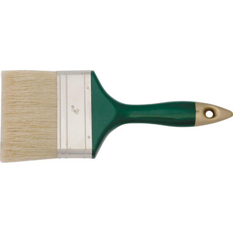Кисть флейцевая Гранд, натуральная светлая щетина, пластиковая ручка,art.F441P 1 (25 мм), FIT HQКисть флейцевая Гранд, натуральная светлая щетина, пластиковая ручка, артикул F441P 1 (25 мм), Fit Hq<br><br>Кисть флейцевая Fit Hq Гранд с пластиковой &amp;nbsp;ручкой и натуральным &amp;nbsp;ворсом &amp;nbsp;для плоских и декоративных поверхностей. &amp;nbsp;Нанесение всех видов эмалей, лаков и краски. Ширина пучка 25 мм.<br><br>НАЗНАЧЕНИЕ:<br><br>Покраска узких поверхностей (штапики, прутья) внутри и снаружи помещения.<br><br>Нанесение рисунков трафарета на различные поверхности.<br><br>Декоративная роспись материалов.<br><br>ПРЕИМУЩЕСТВА:<br><br>Вид кисти &amp;ndash; флейцевая (нанесение ровных и тонких мазков &amp;ndash; экономия расхода ЛКМ, &amp;nbsp;покраска гладких поверхностей, идеальна для сложных декоративных решений);<br><br>Натуральный светлый ворс (ворс свиньи с расщепленными кончиками &amp;ndash; высокая укрывистость поверхности, &amp;nbsp;краска и лак аккуратно распределяются по материалу и хорошо удерживаются внутри ворса, &amp;nbsp;легко чистится, &amp;nbsp;не сыпется, мягкий и легкий);<br><br>Пластиковая рукоятка (длина 265м, прочный и легкий пластик, удобно держать в руке, отверстие для подвешивания при хранении);<br><br>Долговечность (бандаж из стали &amp;ndash; стойкость к растворителям, прочное крепление ворса к рукоятке, антикоррозийная обработка).<br><br>РЕКОМЕНДАЦИИ:<br><br>Общие рекомендации:<br><br>Для работы с большим объемом поверхностей или материалов рекомендовано иметь несколько видов кистей (малая и большая) &amp;ndash; для облегчения и экономии времени при покрасочных работах.<br><br>Перед покраской флейцевой кистью кирпичной, &amp;nbsp;бетонной или деревянной поверхности &amp;ndash; стену обработать, очистить от грязи и прогрунтовать. Иначе ворс будет цепляться за неровности, и кисть быстро начнет &amp;laquo;лысеть&amp;raquo;.<br><br>Определить качественный ворс при покупке &amp;ndash; провести пальцем по щетине &amp;ndash; она должна 