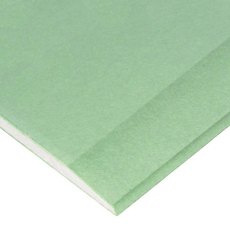 Купить со скидкой Лист гипсокартонный Gyproc Аква Лайт, 2500×1200×9,5 мм