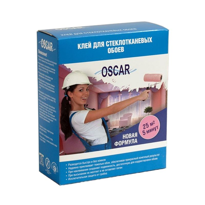 Сухой клей Oscar 200 г. (пачка)