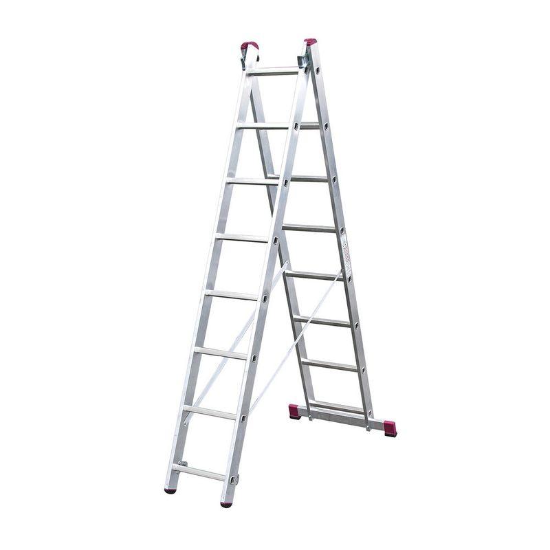 Универсальная лестница Krause Corda, 484 см