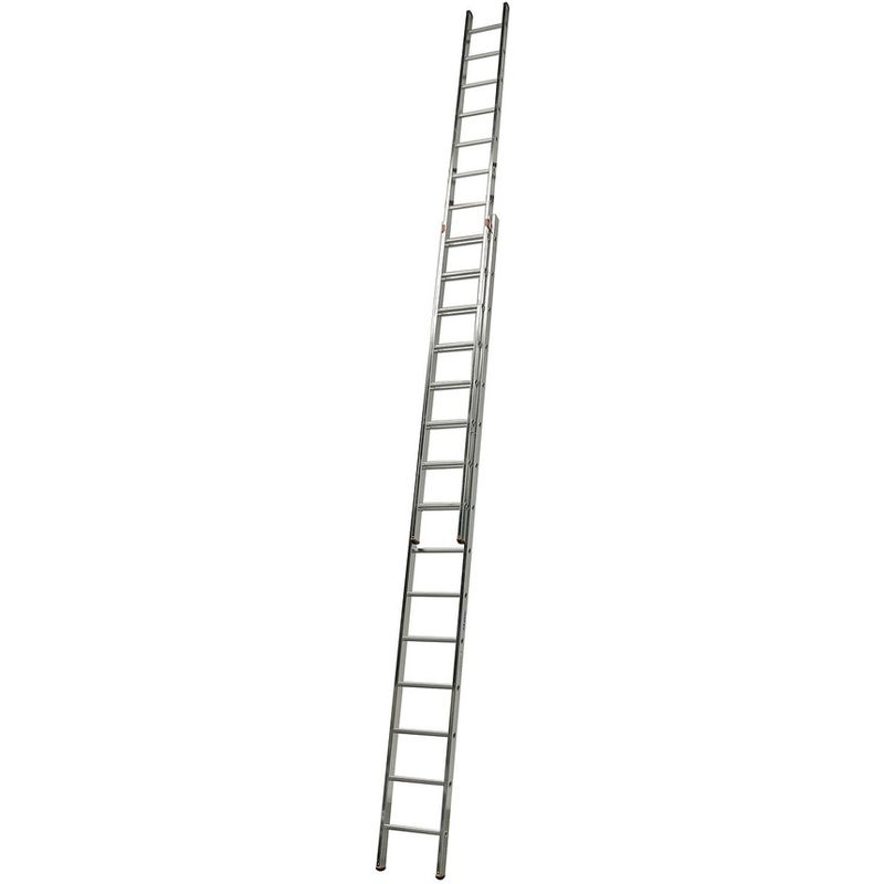 Выдвижная лестница Krause Fabilo, 847 смFABILO&amp;nbsp;Выдвижная&amp;nbsp;лестница,&amp;nbsp;2&amp;nbsp;х&amp;nbsp;15&amp;nbsp;перекладин,&amp;nbsp;Krause<br><br>Выдвижная&amp;nbsp;двухсекционная&amp;nbsp;лестница&amp;nbsp;из&amp;nbsp;алюминия,&amp;nbsp;имеет&amp;nbsp;пятнадцать&amp;nbsp;ступеней&amp;nbsp;в&amp;nbsp;каждой&amp;nbsp;секции,&amp;nbsp;предназначена&amp;nbsp;<br><br>для&amp;nbsp;выполнения&amp;nbsp;работ&amp;nbsp;на&amp;nbsp;высоте&amp;nbsp;до&amp;nbsp;8,45&amp;nbsp;м.<br><br>НАЗНАЧЕНИЕ:<br><br>Ремонтные,&amp;nbsp;монтажные&amp;nbsp;и&amp;nbsp;хозяйственные&amp;nbsp;работы&amp;nbsp;на&amp;nbsp;высоте;<br><br>ПРЕИМУЩЕСТВА:<br><br>Алюминиевый&amp;nbsp;профиль&amp;nbsp;(устойчив&amp;nbsp;к&amp;nbsp;коррозии);<br>Секции&amp;nbsp;могут&amp;nbsp;использоваться&amp;nbsp;как&amp;nbsp;отдельные&amp;nbsp;лестницы;<br>Возможность&amp;nbsp;регулирования&amp;nbsp;высоты;<br>Направляющие&amp;nbsp;из&amp;nbsp;оцинкованной&amp;nbsp;стали&amp;nbsp;с&amp;nbsp;порошковым&amp;nbsp;покрытием&amp;nbsp;(для&amp;nbsp;легкого&amp;nbsp;выдвижения&amp;nbsp;секций);<br>Комбинированные&amp;nbsp;опорные&amp;nbsp;заглушки&amp;nbsp;(твердая&amp;nbsp;часть&amp;nbsp;обеспечивает&amp;nbsp;прочное&amp;nbsp;крепление&amp;nbsp;к&amp;nbsp;профилю,&amp;nbsp;мягкая&amp;nbsp;предотвращает&amp;nbsp;<br><br>скольжение&amp;nbsp;лестницы&amp;nbsp;и&amp;nbsp;не&amp;nbsp;оставляет&amp;nbsp;царапин&amp;nbsp;на&amp;nbsp;поверхности&amp;nbsp;пола);<br>Прочные&amp;nbsp;крюки-защелки&amp;nbsp;с&amp;nbsp;самофиксацией&amp;nbsp;(предотвращают&amp;nbsp;случайное&amp;nbsp;выскальзывание&amp;nbsp;секций&amp;nbsp;во&amp;nbsp;время&amp;nbsp;работы&amp;nbsp;и&amp;nbsp;транспортировке);<br>Перекладины&amp;nbsp;с&amp;nbsp;рельефной&amp;nbsp;поверхностью&amp;nbsp;(для&amp;nbsp;безопасности&amp;nbsp;подъема&amp;nbsp;и&amp;nbsp;спуска);<br>Развальцованное&amp;nbsp;соединение&amp;nbsp;перекладин&amp;nbsp;с&amp;nbsp;боковым&amp;nbsp;профилем&amp;nbsp;(обеспечивает&amp;nbsp;надежность&amp;nbsp;и&amp;nbsp;прочность&amp;n