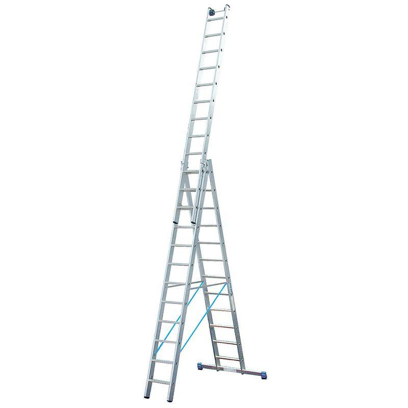 Универсальная лестница Krause Stabilo, 930 см