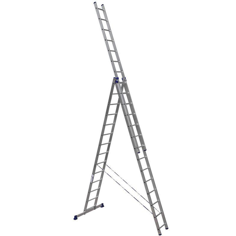 Универсальная лестница Krause Stabilo, 1091 см