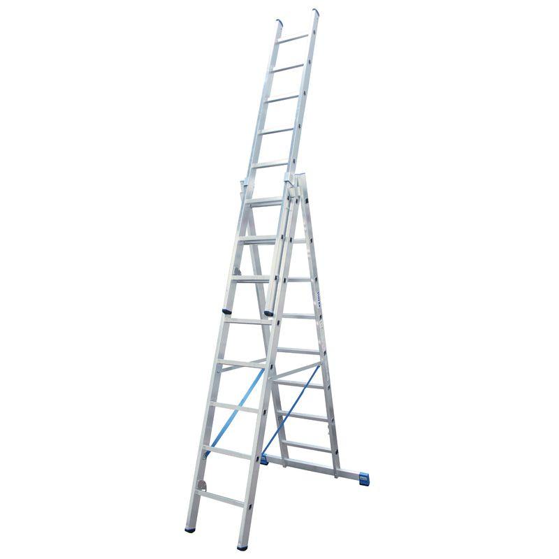 Универсальная лестница Krause Stabilo, 605 см