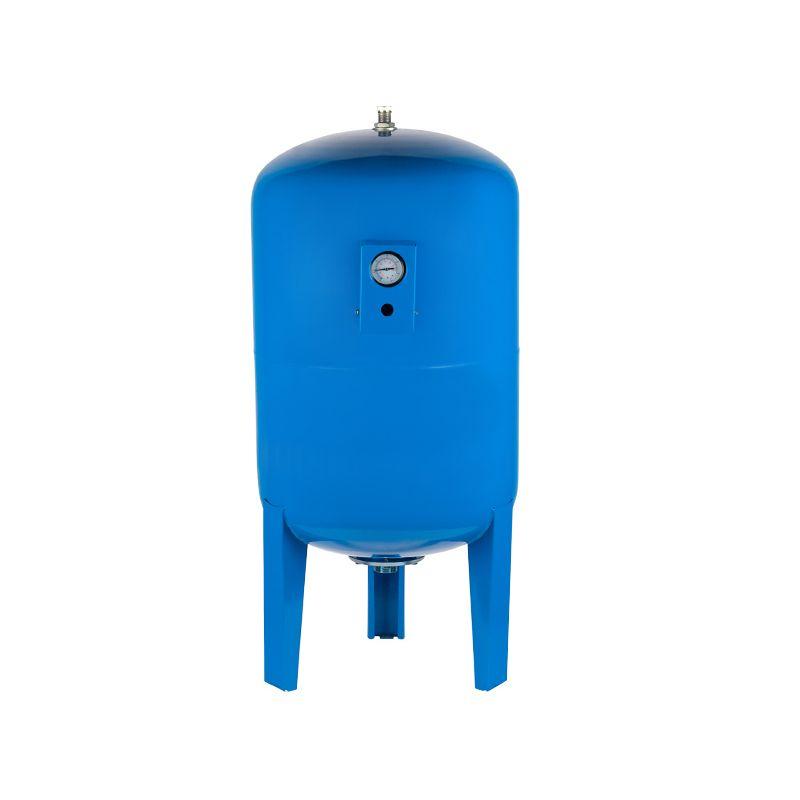 Гидроаккумулятор Unipump 500 л с манометром вертикальный<br>Страна производитель: Россия; Бренд: Unipump; Модель: Unipump 500; Объем: 500 л; Давление: 6 бар; Тип установки: Вертикальный; Тип подключения: Нижнее; Диаметр присоединения: 1,5 ; Минимальная рабочая температура: 0 °C; Максимальная рабочая температура: +90 °C; Материал бака: Сталь; Материал мембраны: Epdm; Высота: 1820 мм; Ширина: 670 мм; Глубина: 670 мм; Цвет: Синий; Вес: 60 кг;