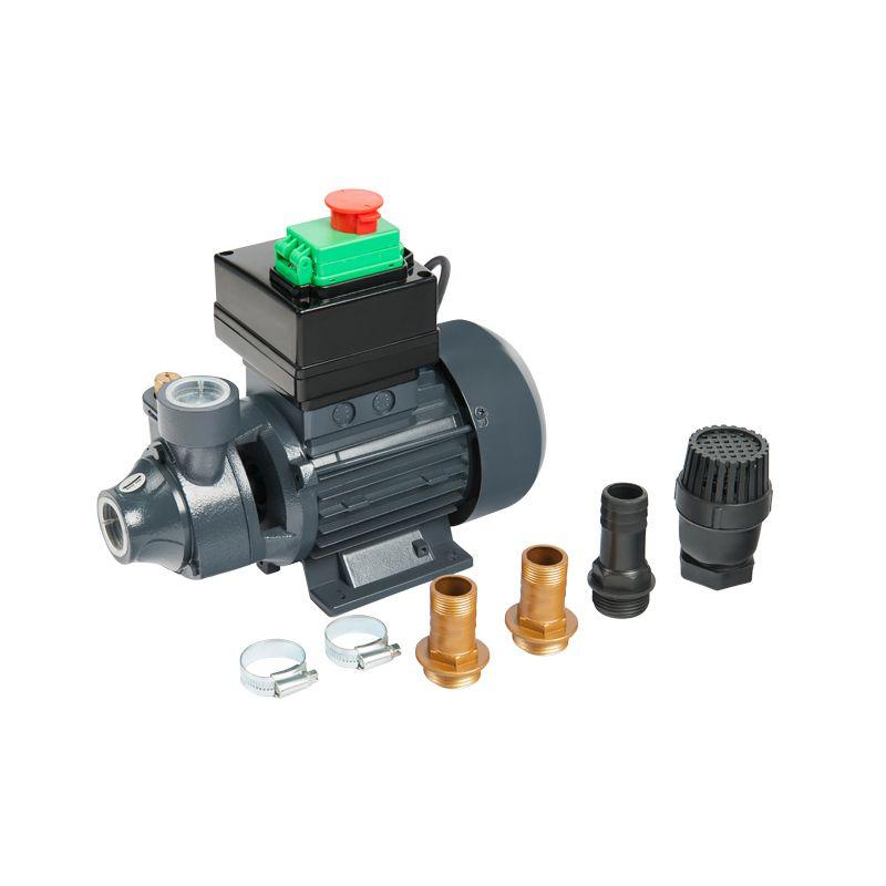 Насос для дизельного топлива Unipump BADT40<br>Бренд: Unipump; Мощность: 370 Вт; Ток: 1.4 А; Максимальный напор: 30 м; Длина кабеля: 1,5 м; Производительность: 40 л/мин; Температура перекачиваемой жидкости: От -10 до +30; Рабочая жидкость: Дизельное топливо; Модель: BADT40; Продолжительность цикла работы: до 30 мин; Температура окружающей среды: От -10 до +40; Перерыв между циклами работы: 30 мин; Комплектация: Насос; Степень защиты: IP Ip55; Напряжение: 220 10 в, 50 гц В; Гарантия: 1 мес; Страна производитель: Китай; Срок службы: 7; Вес: 6.2 кг;