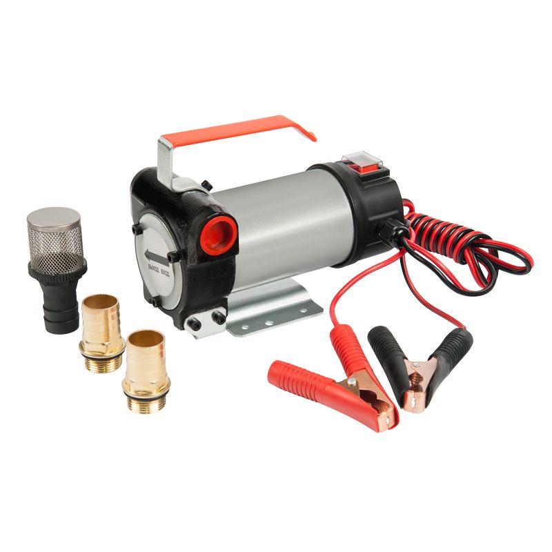 Насос для дизельного топлива Unipump BCD-12V<br>Бренд: Unipump; Мощность: 150 Вт; Ток: 13 А; Максимальный напор: 10 м; Длина кабеля: 2 м; Производительность: 40 л/мин; Температура перекачиваемой жидкости: От -10 до +30; Рабочая жидкость: Дизельное топливо; Модель: Bcd-12v; Продолжительность цикла работы: до 30 мин; Температура окружающей среды: От -10 до +40; Перерыв между циклами работы: 30 мин; Комплектация: Насос; Степень защиты: IP Ip55; Напряжение: 12в В; Гарантия: 1 мес; Страна производитель: Китай; Срок службы: 7; Вес: 3.6 кг;