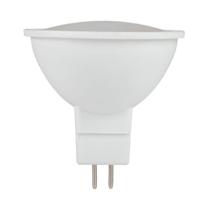 Лампа светодиодная ECO MR16 софит 5Вт, теплый свет, GU5.3 IEK