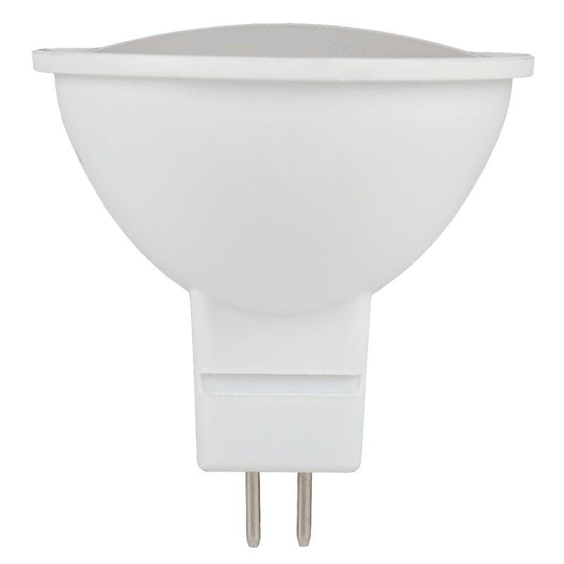 Лампа светодиодная ECO MR16 софит 5Вт, холодный свет, GU5.3 IEK