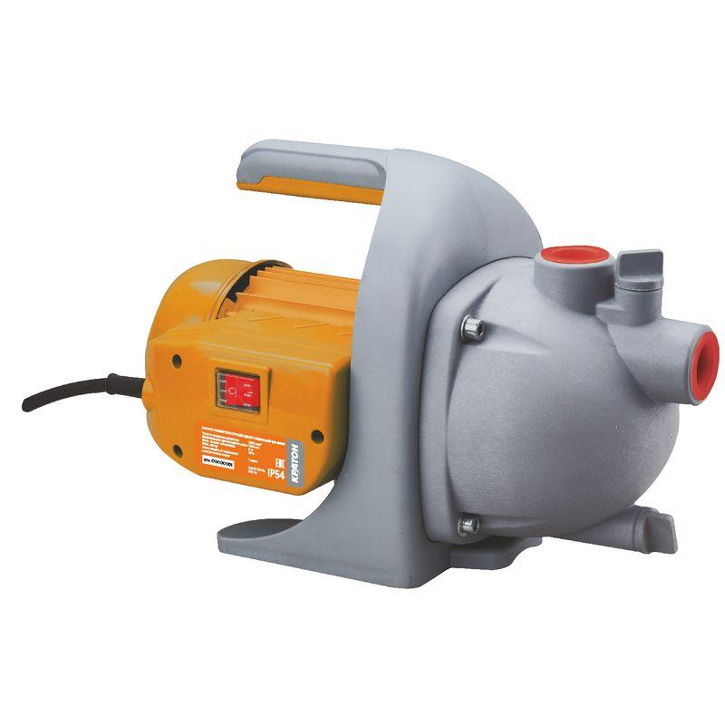 Насос поверхностный центробежный Кратон WP-600P<br>Тип: Самовсасывающий; Глубина всасывания: 8 м; Высота подъема воды: 35 м; Мощность: 600 Вт; Вес: 6.8 кг; Материал корпуса: Пластик; Бренд: Кратон; Страна производитель: Китай; Модель: Wp-600p; Количество в упаковке: 1 шт;