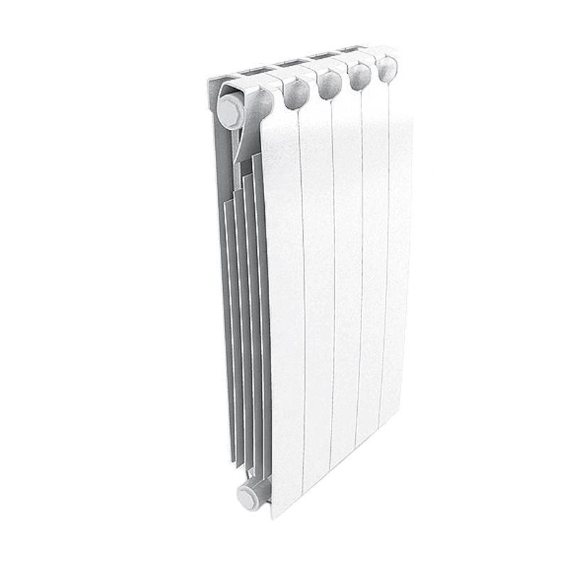 Радиатор биметаллический Sira RS 800 4 секции<br>Межосевое расстояние: 800 мм; Глубина секции: 87/95 мм; Количество секций: 4; Теплоотдача секции: 282 Вт; Теплоотдача радиатора: 1128 Вт; Высота секции: 872 мм; Ширина секции: 80 мм; Объем секции: 0.25 л; Объем радиатора: 1 л; Максимальная температура теплоносителя: 135 °С; Рабочее давление: 40 атм; Значение водородного показателя, оптимальное: Ph 7 9 pH; Вес секции: 2.61 кг; Диаметр подключения: 1 ; Модель: Rs800; Бренд: Sira; Цвет: Ral 9010; Страна производитель: Italy; Гарантийный срок: 20 лет лет; Срок эксплуатации: не менее 20 лет;