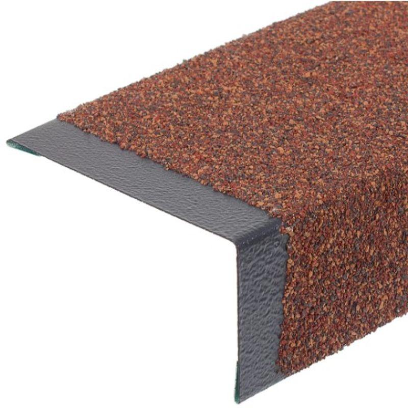Наличник околооконный металлический ТехноНИКОЛЬ Hauberk Терракотовый кирпич, 50х100х1250мм