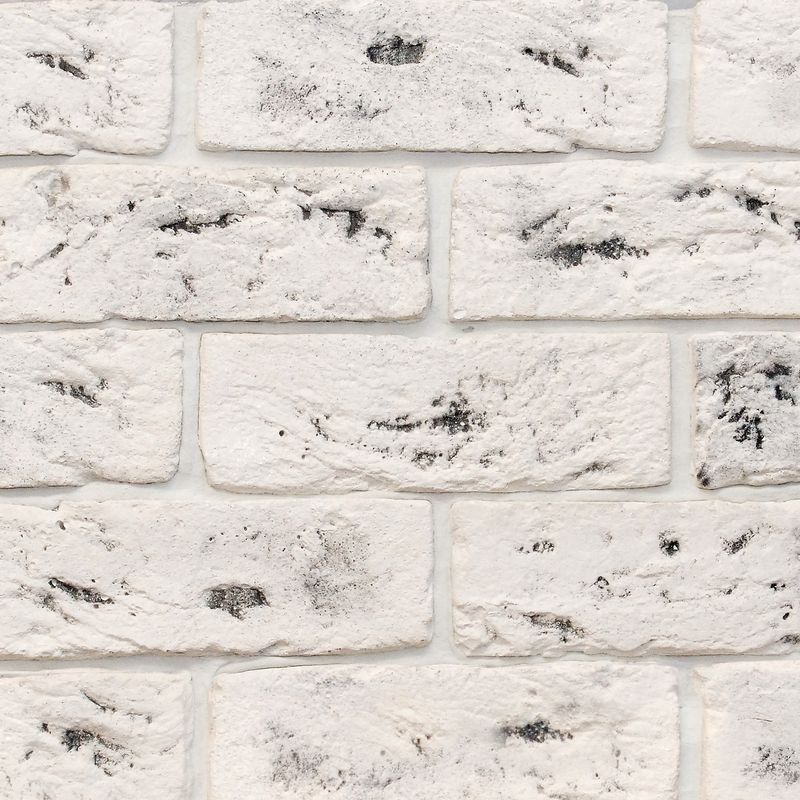 Камень декоративный кирпич Саман 245 (0,5м2 в упак.) Касавага<br>Бренд: Касавага; Материал: Гипс; Площадь: 0,5 м?/уп;