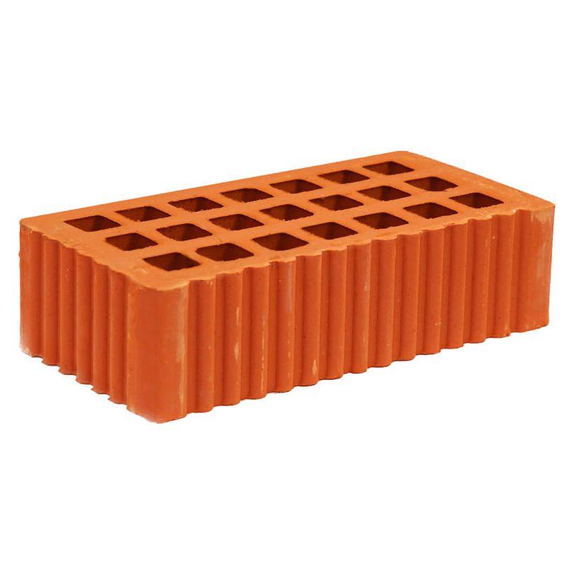 Кирпич строительный пустотелый одинарный (1НФ) М-150, MSTERA<br>Марка прочности: М 150; Размер: 250х120х65 мм; Формат: Одинарный; Состав: Керамический; Стандарт: 1 НФ; Тип: Пустотелый; Цвет: Красный; Фасон: Прямой; Фактура: Рифленый; Морозостойкость: F 50; Водопоглощение: 10,2 %; Коэффициент теплопроводности: 0,35 Вт/м*°С; Пустотность: 42 %; Масса одного кирпича: 2,2 кг; Бренд: MSTERA; Производитель: Владимирская область;