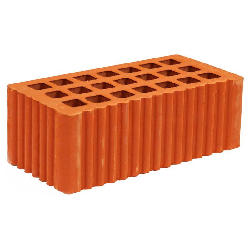 Кирпич строительный пустотелый полуторный (1,4НФ) М-150, MSTERA<br>Марка прочности: М 150; Размер: 250х120х88 мм; Формат: Полуторный; Состав: Керамический; Стандарт: 1,4 НФ; Тип: Пустотелый; Цвет: Красный; Фасон: Прямой; Фактура: Рифленый; Морозостойкость: F 50; Водопоглощение: 10,2 %; Коэффициент теплопроводности: 0,35 Вт/м*°С; Пустотность: 42 %; Масса одного кирпича: 2,8 кг; Бренд: MSTERA; Производитель: Владимирская область;