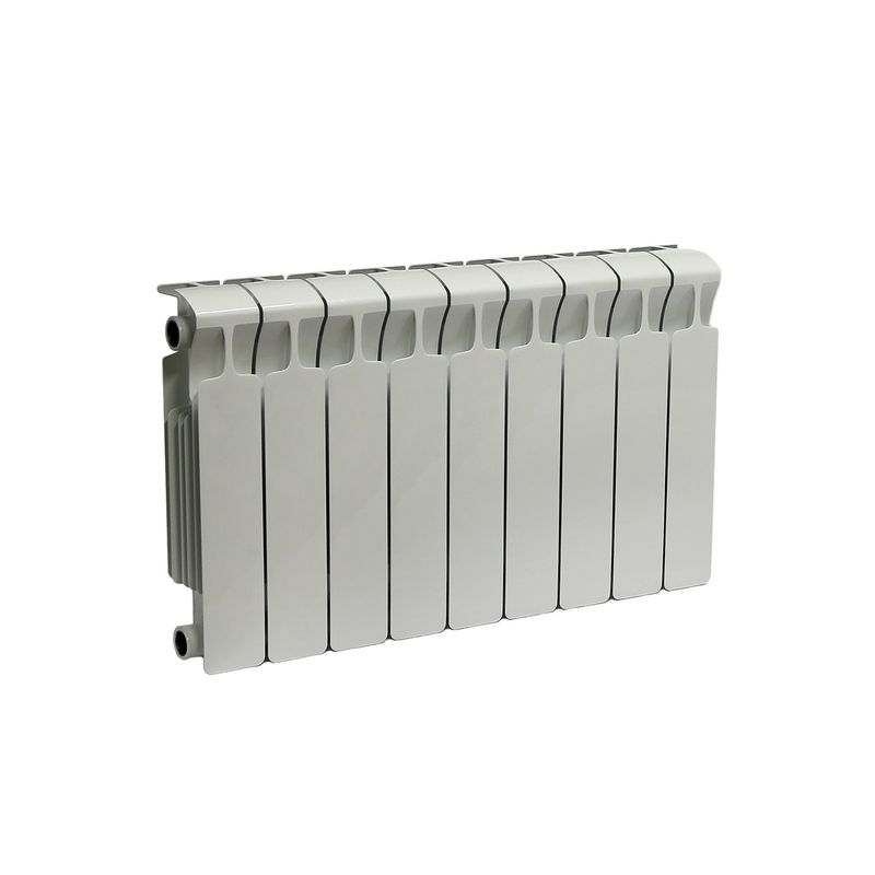 Радиатор биметаллический RIFAR Monolit 500 9 секций НП лев (MVL)