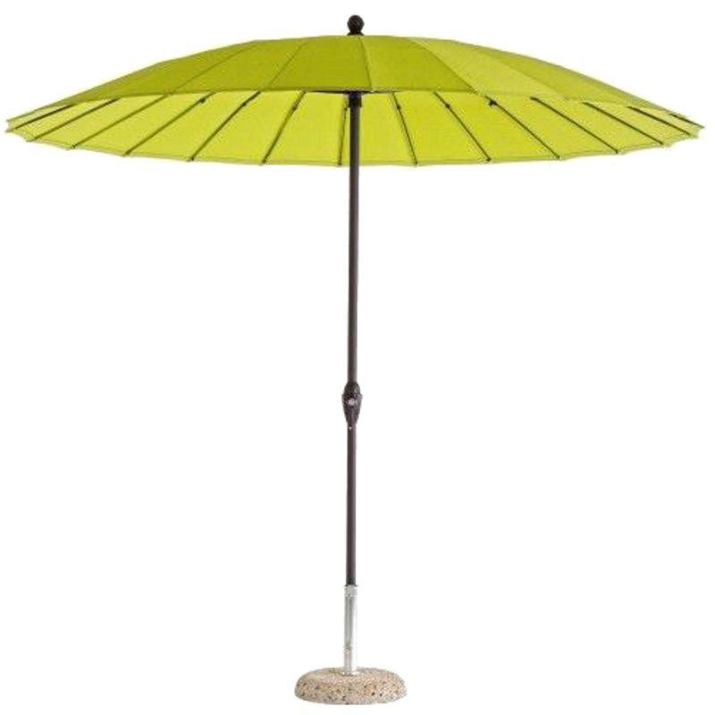 Зонт садовый ФЛОРЕНЦИЯ зеленый<br>Высота: 2.52 м; Ширина: 2.7 м; Цвет: Зеленый; Длина: 2.7 м; Материал каркаса: Алюминий; Модель/артикул производителя: Флоренция; Материал тента: Полиэкстер;