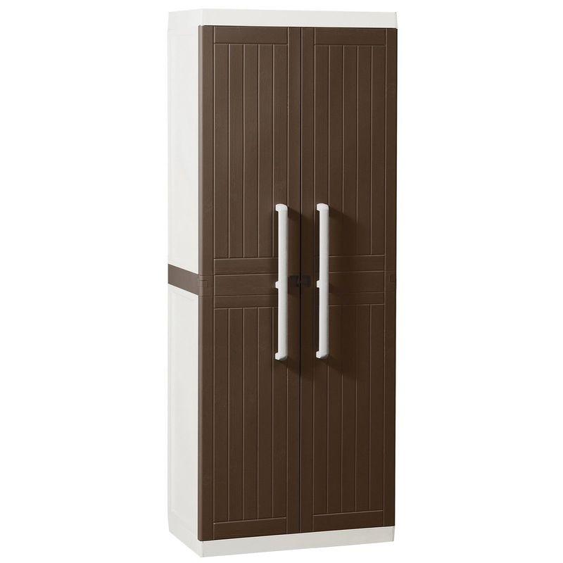Шкаф 2х дверный узкий WOOD LINE S, арт. 256<br>