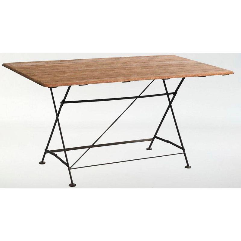 Купить Стол прямоугольный 150 х80 см, Holzhof