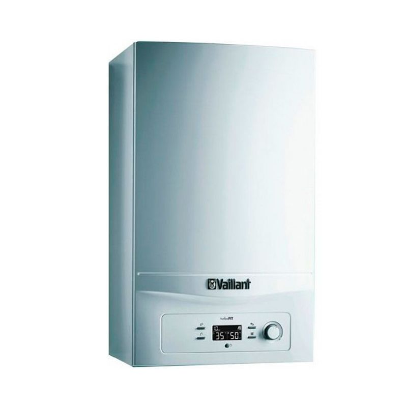 Купить Котел настенный газовый Vaillant VUW 242/5-2 turboFIT (0010020901), Германия