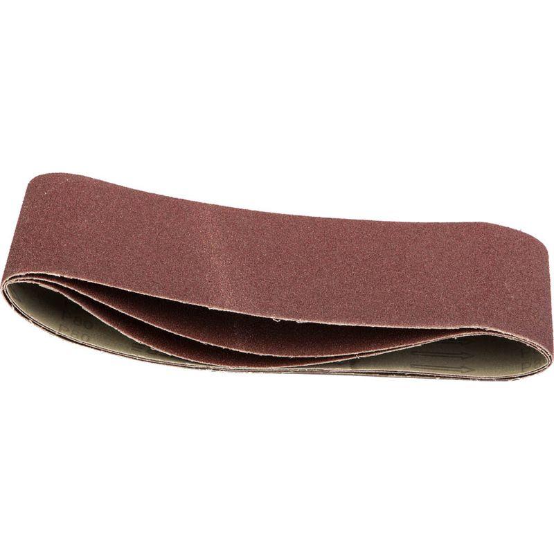 Лента STAYER MASTER шлифовальная универсальная бесконечная на тканевой основе, для ЛШМ, P80, 100х610мм, 3шт<br>Бренд: Stayer; Модель: Master; Код производителя: 35443-080; Назначение: Универсальная; Основа: Хлопчатобумажная ткань; Зернистость: Р80; Абразивный материал: Корунд; Антистатичность: Да; Длина: 610 мм; Ширина: 100 мм; Количество в упаковке: 3 шт.; Родина бренда: Россия; Страна производитель: Китай; Вес: 0,2 кг;