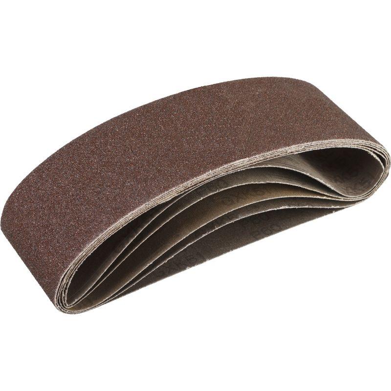 Лента шлифовальная бесконечная ЗУБР СТАНДАРТ на тканевой основе, для ЛШМ, P60, 75х533мм, 5 шт<br>Бренд: Зубр; Модель: Стандарт; Код производителя: 35342-060; Назначение: Универсальная; Основа: Хлопчатобумажная ткань; Зернистость: Р60; Абразивный материал: Электрокорунд; Антистатичность: Да; Длина: 533 мм; Ширина: 75 мм; Количество в упаковке: 5 шт.; Родина бренда: Россия; Страна производитель: Китай; Вес: 0,26 кг;
