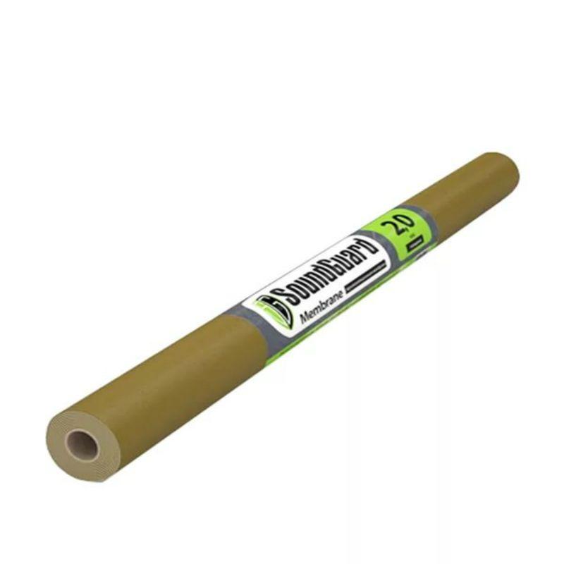 Звукоизоляционная мембрана SoundGuard Membrane 2,0 2500х1200х2 ммЗвукоизоляционная&amp;nbsp;мембрана&amp;nbsp;SoundGuard&amp;nbsp;Membrane&amp;nbsp;2,0&amp;nbsp;2500х1200х2&amp;nbsp;мм<br><br>Звукоизоляционная&amp;nbsp;мембрана&amp;nbsp;&amp;ndash;&amp;nbsp;материал,&amp;nbsp;предназначенный&amp;nbsp;для&amp;nbsp;усиления&amp;nbsp;звукоизолирующих&amp;nbsp;характеристик&amp;nbsp;каркасных&amp;nbsp;<br><br>и&amp;nbsp;бескаркасных&amp;nbsp;конструкций.<br><br>НАЗНАЧЕНИЕ:<br><br>Применяется&amp;nbsp;в&amp;nbsp;качестве&amp;nbsp;подложки&amp;nbsp;для&amp;nbsp;устройства&amp;nbsp;&amp;laquo;плавающего&amp;nbsp;пола&amp;raquo;;<br>Используется&amp;nbsp;как&amp;nbsp;прослойка&amp;nbsp;в&amp;nbsp;конструкциях&amp;nbsp;с&amp;nbsp;применением&amp;nbsp;ГКЛ,&amp;nbsp;ГВЛ,&amp;nbsp;ОСБ,&amp;nbsp;фанеры&amp;nbsp;для&amp;nbsp;повышения&amp;nbsp;звукоизоляции;<br>Укладывается&amp;nbsp;как&amp;nbsp;подложка&amp;nbsp;под&amp;nbsp;финишное&amp;nbsp;напольное&amp;nbsp;покрытие.<br><br>ПРЕИМУЩЕСТВА:<br><br>Универсальность&amp;nbsp;использования&amp;nbsp;(подходит&amp;nbsp;для&amp;nbsp;пола,&amp;nbsp;стен,&amp;nbsp;потолков,&amp;nbsp;перегородок&amp;nbsp;и&amp;nbsp;абсолютно&amp;nbsp;любых&amp;nbsp;поверхностей);<br>Легкость&amp;nbsp;монтажа&amp;nbsp;(не&amp;nbsp;требует&amp;nbsp;специальных&amp;nbsp;инструментов&amp;nbsp;для&amp;nbsp;резки&amp;nbsp;и&amp;nbsp;укладки);<br>Минимальный&amp;nbsp;уровень&amp;nbsp;влагополгощения&amp;nbsp;позволяет&amp;nbsp;использовать&amp;nbsp;мембрану&amp;nbsp;в&amp;nbsp;помещениях&amp;nbsp;с&amp;nbsp;повышенной&amp;nbsp;влажностью&amp;nbsp;и&amp;nbsp;местах&amp;nbsp;временного&amp;nbsp;пребывания;<br>Отсутствие&amp;nbsp;запаха;<br>В&amp;nbsp;процессе&amp;nbsp;эксплуатации&amp;nbsp;не&amp;nbsp;выделяет&amp;nbsp;вредных&amp;nbsp;для&amp;nbsp;здоровья&amp;nbsp;человека&amp;nbsp;веществ;<br>Морозо-&amp;nbsp;и&amp;nbsp;теплоустойчивость&amp;nbsp;(может&amp;nbsp;использоваться&amp;nbsp;при&amp;nbsp;температуре&amp;nbsp;от&amp;nbsp;-60&amp;nbsp;до&amp;nbsp;+180