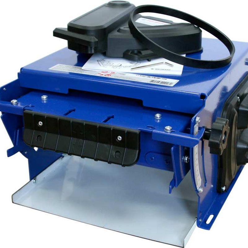 Приставка рейсмусовая TD-2200<br>Бренд: Belmash; Модель: Td-2200; Тип: Односторонний; Напряжение: Привод от станка В; Макс. глубина строгания: 3 мм; Макс. высота заготовки: 103 мм; Макс. ширина заготовки: 230 мм; Количество ножей: 2 шт; Макс. скорость вращения: 7700 об/мин; Скорость подачи заготовки: Ручная подача м/мин; Длина сетевого кабеля: Нет м; Длина: 390 мм; Дополнительные функции: Регулировка толщины снимаемого слоя; Комплектация: Инструкция; Родина бренда: Беларусь; Страна производитель: Беларусь; Гарантия: 12 мес; Вес: 14.5 кг;
