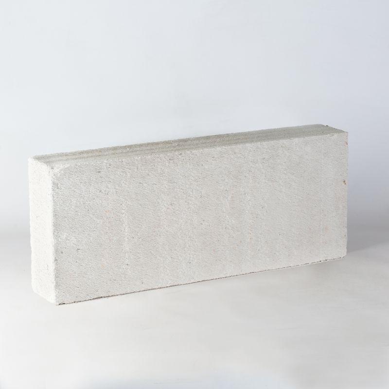 Блок газобетонный Поревит 625x250x100 мм, D500