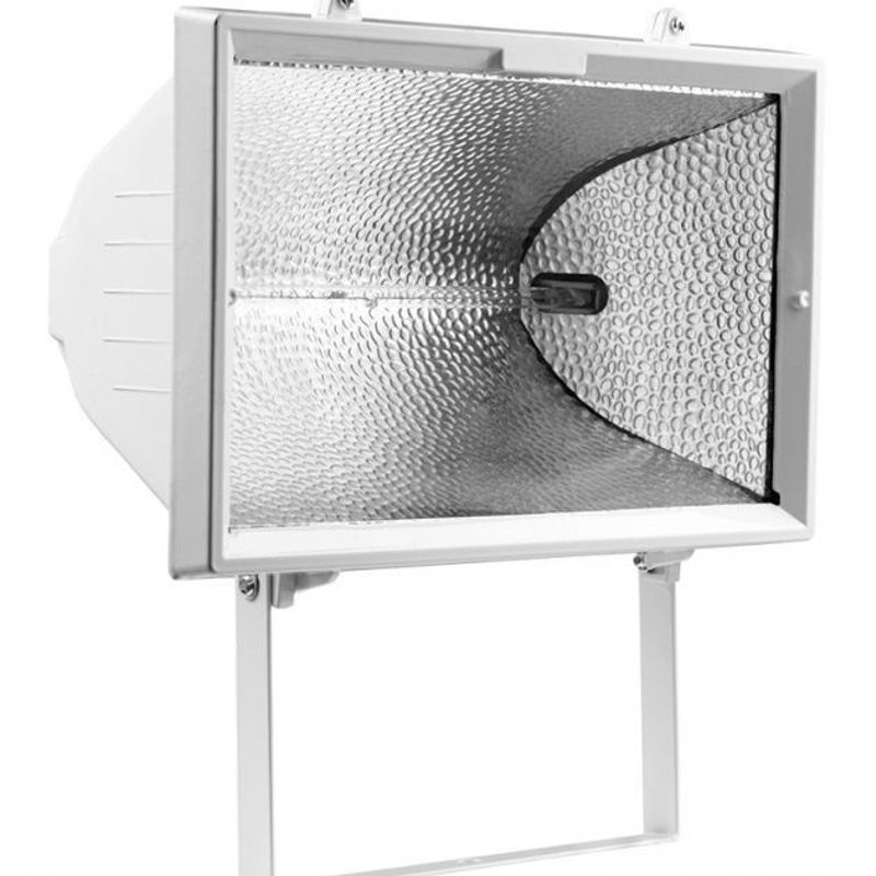 Купить со скидкой Прожектор галогенный ИО 1500Вт белый IP54 (LP1-1500-S01)