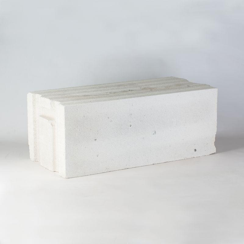 Блок газобетонный Поревит 625x250x400 мм, D500