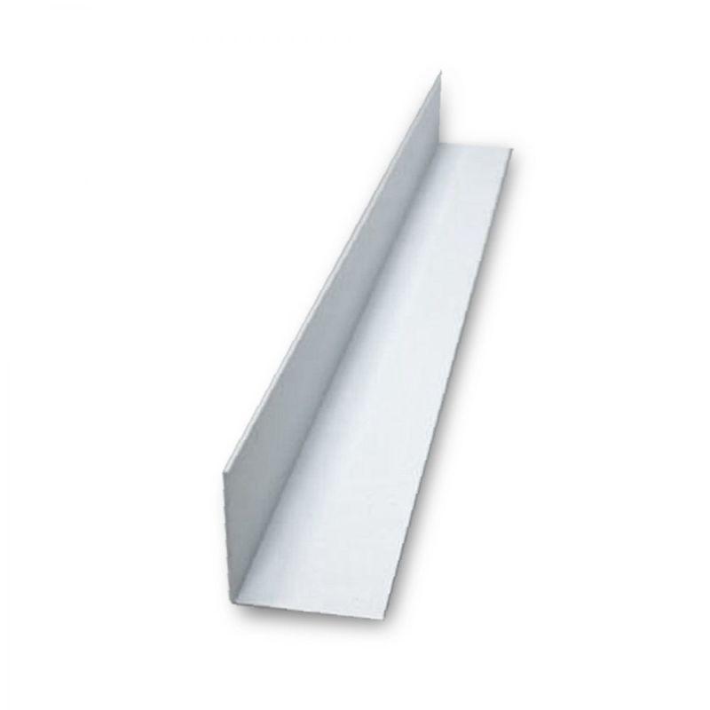 Уголок S 600 белый, 2.7м<br>Ширина: 60 мм; Бренд: Пвх centurion; Материал: Пвх; Размер полки: 60 мм; Длина: 2700 мм; Цвет производителя: Белый лед; Дизайн: Однотонный; Цвет: Белый;