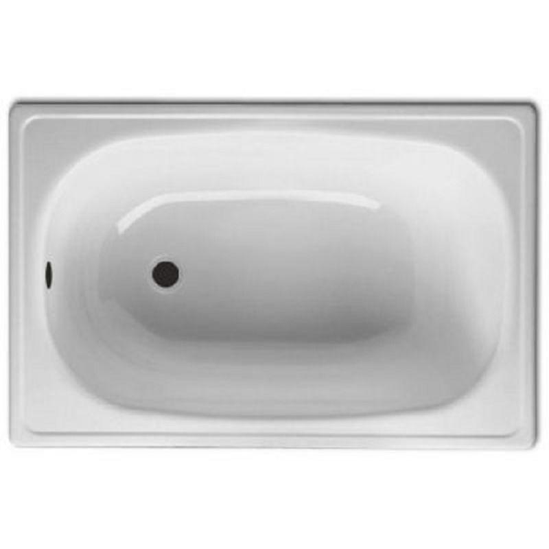 Стальная ванна BLB EUROPA MINI 105х70 B15ESLS (без ножек)