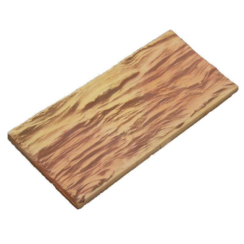 Камень декоративный Скол Дерева Макси 123х263 мм (0,8 м.кв. в упак.)Плитка «Терракот» изготовлена из белой каолиновой глины без каких-либо добавок путем обжига при температуре свыше 1100 градусов Цельсия; не выцветает под действием солнечных лучей, высокой и низкой температуры, атмосферных осадков, ветра;<br>не изменяет геометрическую форму под действием солнечных лучей, высокой и низкой температуры, атмосферных осадков;<br>не разрушается под действием влаги и холода. Морозостойкость плитки составляет 75 циклов;<br>не разрушается под действием высоких температур. Жаростойкость плитки составляет 1100 градусов Цельсия, что позволяет широко применять терракотовую плитку для облицовки печей, каминов, барбекю, мангальных зон и банных экранов;<br>не выделяет никаких запахов и испарений;<br><br><br>Бренд: Терракот; Особые свойства: Жаростойкость 1100°С; Размер плитки: 263х123х10 мм; Коллекция: Скол Дерева Макси; Цвет производителя: Расколотое дерево; Тип работ: Для наружных работ; Дизайн: Камень; Материал: Глина; Водопоглащение: 7 %; Морозостойкость: F 100; Класс прочности на сжатие: B 30; Класс прочности на изгиб: Btb 16; Количество: 22 шт/уп; Площадь: 0,8 м?/уп; Вес: 18,4 кг; Производитель: Терракот; Страна производитель: Россия; Цвет: Коричневый;