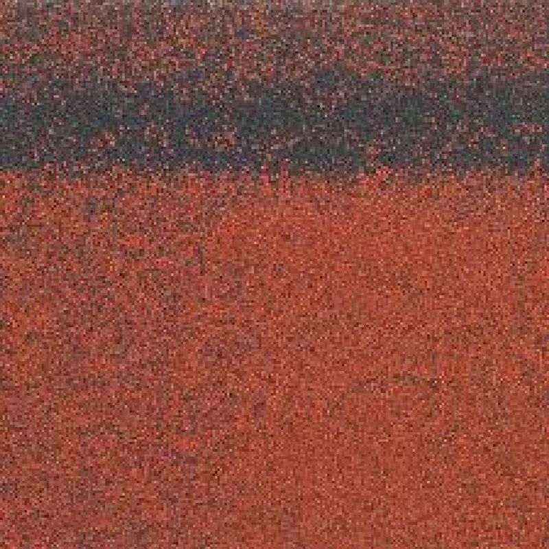 Черепица коньково-карнизная ТехноНиколь SHINGLAS ТурмалинКоньково-карнизная черепица Шинглас, (Турмалин) красный 1000х250мм 5м2<br><br>Комплектующий элемент для монтажа гибкой черепицы Шинглас в виде листов прямоугольной формы, в основе которых<br><br>лежит стеклохолст и битум с нанесенной снаружи крупнозернистой базальтовой посыпкой.<br><br>НАЗНАЧЕНИЕ:<br><br>Выступает первой полосой при монтаже гибкой черепицы;<br>Эстетическое оформление конструктивных элементов (карнизов, ребер, хребтов, коньков) мягкой кровли;<br>Защита от атмосферных осадков.<br><br>ПРЕИМУЩЕСТВА:<br><br>Устойчива к агрессивной среде;<br>Повышенные гидроизоляционные свойства;<br>Простой монтаж и эксплуатация.<br><br>РЕКОМЕНДАЦИИ:<br><br>При монтаже карниза листы используются целиком, при устройстве коньков и ребер &amp;ndash; лист делится на три сегмента;<br>При разрезании листов непосредственно на крыше необходимо использовать подкладочный материал (фанера, доска и т.п.)<br><br>во избежание порчи элементов кровли;<br>При температуре окружающей среды ниже +5 градусов черепицу для монтажа следует подавать из теплого помещения<br><br>и подогревать строительным феном самоклеящуюся полосу;<br>Во время хранения избегать попадания прямых солнечных лучей на упаковки, чтобы предотвратить склеивание листов.<br><br>МЕРЫ ПРЕДОСТОРОЖНОСТИ:<br><br>При работе использовать защитную одежду, руки защищать перчатками.<br>Коллекция: Кадриль; Цвет производителя: Турмалин; Полезная площадь упаковки: 5 м?; Рабочая длина карнизного свеса: 20 п.м.; Рабочая длина конька: 12 п.м.; Размер одного гонта: 1000х250 мм; Толщина: 3 мм; Вес упаковки: 24,5 кг; Количество гонтов в упаковке: 20 шт; Размер упаковки: 320х1003х77 мм; Бренд: Shinglas; Производитель: Технониколь; Цвет: Красный;