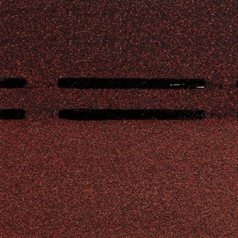 Черепица коньково-карнизная Docke PIE GOLD Инжир-КлубникаЧерепица коньково-карнизная Docke Pie Gold Инжир-Клубника<br><br>Коньково-карнизная черепица &amp;nbsp;Docke Pie коллекция Gold &amp;ndash; однослойный &amp;nbsp;укрывной материал с основой из стеклохолста для защиты верхнего ребра крыши и оформления коньков и карнизов. Цвет &amp;ndash; Инжир-Клубника.<br><br>НАЗНАЧЕНИЕ:<br><br>Защита от дождя, снега и механических нагрузок верхнего ребра крыши;<br><br>Оформление коньков и карнизов крыши;<br><br>Оформление других геометрических элементов.<br><br>ПРЕИМУЩЕСТВА:<br><br>Прочность (в основе стеклохолст и SBS-модифицированный битум 9% с полимерными добавками, &amp;nbsp;толщина пластины серии Gold - 3мм, отсутствие деформации и разрывов);<br><br>Долговечность (не требует ухода после установки, производитель дает гарантию 50 лет, устойчив к морозу, низким и высоким температурам, УФ лучам, не выгорает на солнце);<br><br>Водонепроницаемость (отсутствие коррозии и гниения, абсолютная гидроизоляция);<br><br>Удобство установки (крепление каждого сегмента на 4 гвоздя, при использовании на карниз гонт крепится целиком, при использовании на конек и ребро &amp;ndash; делится на три сегмента, самоклеящаяся лента);<br><br>Диалектические свойства &amp;nbsp;(не требуется дополнительного громоотвода).<br><br>РЕКОМЕНДАЦИИ:<br><br>Рекомендации по установке:<br><br>На коньке:<br><br>В месте перфорации деление гонта на 3 части. Одна часть сгибается пополам и укладывается на конек. Следующая часть монтируется с нахлестом 50% на предыдущую;<br><br>Монтаж на коньке &amp;ndash; навстречу направлению ветра;<br><br>Крепление на конек оцинкованным, ершенным или винтовым &amp;nbsp;гвоздем по 2 с каждой стороны.<br><br>На карнизе:<br><br>Укладка гонта целиком поверх карнизной планки на 10мм выше перегиба;<br><br>Монтаж следующих гонтов происходит встык;<br><br>Крепление на карниз оцинкованным, ершенным или винтовым &amp;nbsp;гвоздем;<br><br>Первый ряд гонтов должен закрывать нижний ряд гвоздей,