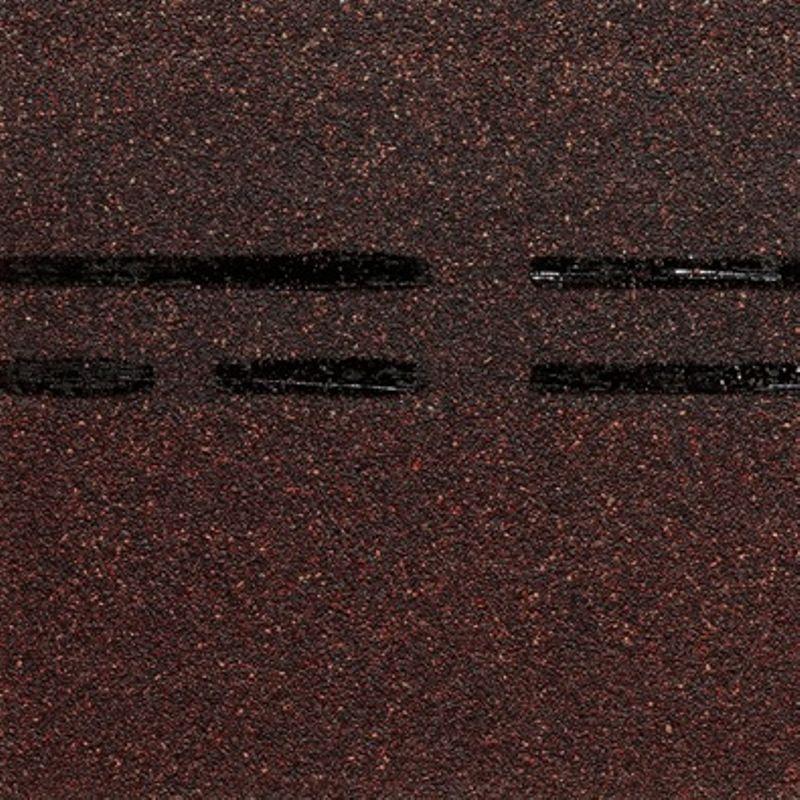 Черепица коньково-карнизная Docke PIE GOLD КаштанЧерепица коньково-карнизная Docke Pie Gold Каштан<br><br>Коньково-карнизная черепица &amp;nbsp;Docke Pie коллекция Gold &amp;ndash; однослойный &amp;nbsp;укрывной материал с основой из стеклохолста для защиты верхнего ребра крыши и оформления коньков и карнизов. Цвет &amp;ndash; Каштан.<br><br>НАЗНАЧЕНИЕ:<br><br>Защита от дождя, снега и механических нагрузок верхнего ребра крыши;<br><br>Оформление коньков и карнизов крыши;<br><br>Оформление других геометрических элементов.<br><br>ПРЕИМУЩЕСТВА:<br><br>Прочность (в основе стеклохолст и SBS-модифицированный битум 9% с полимерными добавками, &amp;nbsp;толщина пластины серии Gold - 3мм, отсутствие деформации и разрывов);<br><br>Долговечность (не требует ухода после установки, производитель дает гарантию 50 лет, устойчив к морозу, низким и высоким температурам, УФ лучам, не выгорает на солнце);<br><br>Водонепроницаемость (отсутствие коррозии и гниения, абсолютная гидроизоляция);<br><br>Удобство установки (крепление каждого сегмента на 4 гвоздя, при использовании на карниз гонт крепится целиком, при использовании на конек и ребро &amp;ndash; делится на три сегмента, самоклеящаяся лента);<br><br>Диалектические свойства &amp;nbsp;(не требуется дополнительного громоотвода).<br><br>РЕКОМЕНДАЦИИ:<br><br>Рекомендации по установке:<br><br>На коньке:<br><br>В месте перфорации деление гонта на 3 части. Одна часть сгибается пополам и укладывается на конек. Следующая часть монтируется с нахлестом 50% на предыдущую;<br><br>Монтаж на коньке &amp;ndash; навстречу направлению ветра;<br><br>Крепление на конек оцинкованным, ершенным или винтовым &amp;nbsp;гвоздем по 2 с каждой стороны.<br><br>На карнизе:<br><br>Укладка гонта целиком поверх карнизной планки на 10мм выше перегиба;<br><br>Монтаж следующих гонтов происходит встык;<br><br>Крепление на карниз оцинкованным, ершенным или винтовым &amp;nbsp;гвоздем;<br><br>Первый ряд гонтов должен закрывать нижний ряд гвоздей, стыки и перфорацию.<br>