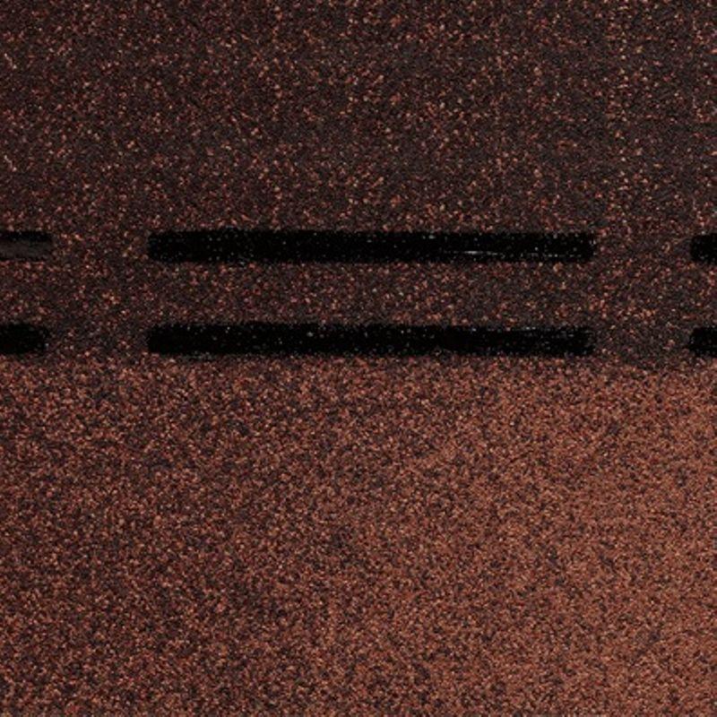 Черепица коньково-карнизная Docke PIE GOLD КофеЧерепица коньково-карнизная Docke Pie Gold Кофе<br><br>Коньково-карнизная черепица &amp;nbsp;Docke Pie коллекция Gold &amp;ndash; однослойный &amp;nbsp;укрывной материал с основой из стеклохолста для защиты верхнего ребра крыши и оформления коньков и карнизов. Цвет &amp;ndash; Кофе.<br><br>НАЗНАЧЕНИЕ:<br><br>Защита от дождя, снега и механических нагрузок верхнего ребра крыши;<br><br>Оформление коньков и карнизов крыши;<br><br>Оформление других геометрических элементов.<br><br>ПРЕИМУЩЕСТВА:<br><br>Прочность (в основе стеклохолст и SBS-модифицированный битум 9% с полимерными добавками, &amp;nbsp;толщина пластины серии Gold - 3мм, отсутствие деформации и разрывов);<br><br>Долговечность (не требует ухода после установки, производитель дает гарантию 50 лет, устойчив к морозу, низким и высоким температурам, УФ лучам, не выгорает на солнце);<br><br>Водонепроницаемость (отсутствие коррозии и гниения, абсолютная гидроизоляция);<br><br>Удобство установки (крепление каждого сегмента на 4 гвоздя, при использовании на карниз гонт крепится целиком, при использовании на конек и ребро &amp;ndash; делится на три сегмента, самоклеящаяся лента);<br><br>Диалектические свойства &amp;nbsp;(не требуется дополнительного громоотвода).<br><br>РЕКОМЕНДАЦИИ:<br><br>Рекомендации по установке:<br><br>На коньке:<br><br>В месте перфорации деление гонта на 3 части. Одна часть сгибается пополам и укладывается на конек. Следующая часть монтируется с нахлестом 50% на предыдущую;<br><br>Монтаж на коньке &amp;ndash; навстречу направлению ветра;<br><br>Крепление на конек оцинкованным, ершенным или винтовым &amp;nbsp;гвоздем по 2 с каждой стороны.<br><br>На карнизе:<br><br>Укладка гонта целиком поверх карнизной планки на 10мм выше перегиба;<br><br>Монтаж следующих гонтов происходит встык;<br><br>Крепление на карниз оцинкованным, ершенным или винтовым &amp;nbsp;гвоздем;<br><br>Первый ряд гонтов должен закрывать нижний ряд гвоздей, стыки и перфорацию.<br><br>Ре