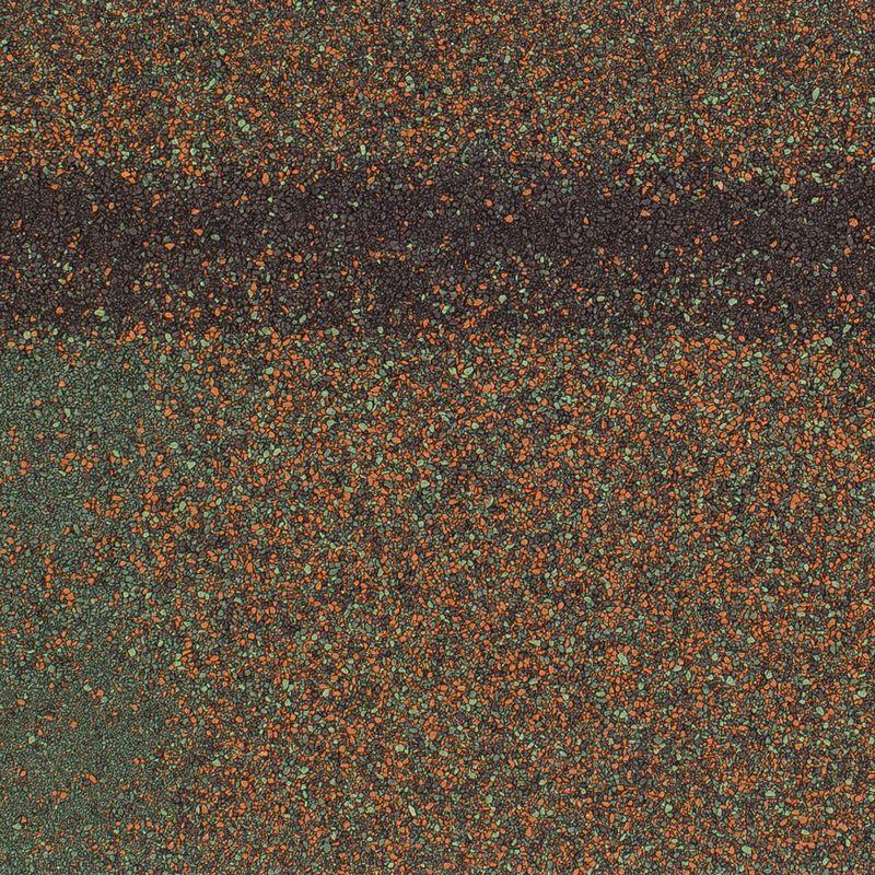 Черепица коньково-карнизная ТехноНиколь SHINGLAS БарселонаЧерепица коньково-карнизная Shinglas (цвет &amp;ndash; Барселона), ТехноНиколь<br><br>Черепица коньково-карнизная Shinglas (цвет &amp;ndash; Барселона), ТехноНиколь &amp;ndash; дополнительный аксессуар для обустройства скатных кровель из гибкой черепицы.<br><br>НАЗНАЧЕНИЕ:<br><br>Стартовая полоса при укладке рядовых гонтов;<br><br>Эстетичная ондуляция конька и ребер крыши;<br><br>Реконструкция и ремонт старых или поврежденных элементов покрытия (необходима предварительная подготовка).<br><br>ПРЕИМУЩЕСТВА:<br><br>Износоустойчивость и долговечность. Основа коньково-карнизных панелей &amp;ndash; стеклохолст, пропитанный полимезированным модифицированным окисленным битумом, наружный слой покрыт много фракционным базальтовым гранулятом, благодаря этому строительный материал не подвержен ультрафиолетовому излучению, температурным, влажностным влияниям окружающей среды;<br><br>Ударостойкость. Амортизирующая оксибитумная пропитка исключает деформацию и рассечение наружного слоя градом, упавшими ветками;<br><br>Устойчивость к образованию плесени и грибка;<br><br>Не подвержена коррозийным отложениям и ржавчине;<br><br>Низкая электропроводность. Оксибитум является диэлектриком, поэтому на его поверхности не накапливается статическое напряжение и, как следствие, нет необходимости заземлять основание кровли от попадания молний;<br><br>Надежность. Коньково-карнизные элементы крепятся на каркас, а затем перекрываются листами гибкой черепицы, в результате чего образуется цельное и сплошное покрытие, при котором исключается возможность отсоединения от сильных порывов ветра, снеговых и дождевых нагрузок;<br><br>Универсальность. Стартовые панели устанавливают под все виды, формы нарезки (&amp;laquo;соната&amp;raquo;, &amp;laquo;аккорд&amp;raquo;, &amp;laquo;трио&amp;raquo;, &amp;laquo;брикс&amp;raquo;);<br><br>Быстрота и удобство монтажа. Коньковые, карнизные детали наклеиваются на металлические карнизные планки (на тыльную сто