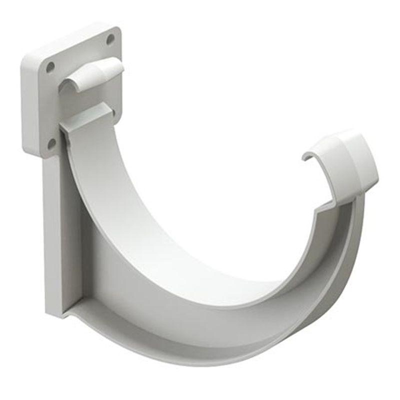 Кронштейн желоба Docke Lux Пломбир<br>Бренд: Docke; Коллекция: Lux; Диаметр трубы: 100 мм; Диаметр желоба: 140 мм; Материал: Пластик; Сечение: Круглое; Цвет: Белый; Цвет производителя: Пломбир; Область применения: Для пвх водосточки; Страна производитель: Россия; Вес: 0,12 кг;