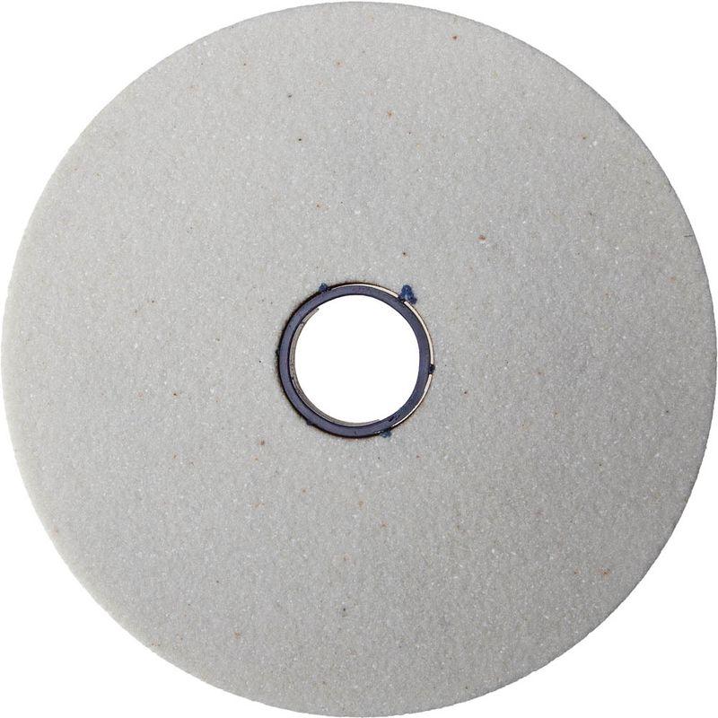Круг заточной абразивный Луга, электрокорунд белый, зерно 60, 175х20, посадка 32ммКруг&amp;nbsp;заточный&amp;nbsp;175х20х32мм,&amp;nbsp;Луга<br><br>Абразивный&amp;nbsp;заточный&amp;nbsp;круг&amp;nbsp;диаметром&amp;nbsp;175мм&amp;nbsp;для&amp;nbsp;заточки&amp;nbsp;инструментов.<br><br>НАЗНАЧЕНИЕ:<br><br>Используется&amp;nbsp;для&amp;nbsp;заточки&amp;nbsp;лезвий&amp;nbsp;и&amp;nbsp;полотен&amp;nbsp;инструментов&amp;nbsp;на&amp;nbsp;стационарных&amp;nbsp;станках&amp;nbsp;в&amp;nbsp;быту&amp;nbsp;и&amp;nbsp;промышленности;<br>Подходит&amp;nbsp;для&amp;nbsp;шлифовки&amp;nbsp;стальных&amp;nbsp;деталей.<br><br>ПРЕИМУЩЕСТВА:<br><br>Надежность&amp;nbsp;и&amp;nbsp;прочность&amp;nbsp;&amp;ndash;&amp;nbsp;круг&amp;nbsp;изготовлен&amp;nbsp;из&amp;nbsp;белого&amp;nbsp;корунда&amp;nbsp;с&amp;nbsp;многослойным&amp;nbsp;армированием&amp;nbsp;сетками&amp;nbsp;из&amp;nbsp;стекловолокна;<br>Хорошая&amp;nbsp;самозатачиваемость&amp;nbsp;в&amp;nbsp;процессе&amp;nbsp;работы;<br>Минимальная&amp;nbsp;шероховатость&amp;nbsp;обрабатываемой&amp;nbsp;поверхности;<br>Удобство&amp;nbsp;в&amp;nbsp;использовании&amp;nbsp;&amp;ndash;&amp;nbsp;установка&amp;nbsp;круга&amp;nbsp;не&amp;nbsp;требует&amp;nbsp;специальных&amp;nbsp;инструментов;<br>Большой&amp;nbsp;ресурс&amp;nbsp;работы&amp;nbsp;изделия.<br><br>РЕКОМЕНДАЦИИ:<br><br>При&amp;nbsp;работе&amp;nbsp;пользуйтесь&amp;nbsp;индивидуальными&amp;nbsp;средствами&amp;nbsp;защиты;<br>Перед&amp;nbsp;началом&amp;nbsp;работы&amp;nbsp;проверьте&amp;nbsp;полотно&amp;nbsp;на&amp;nbsp;наличие&amp;nbsp;дефектов;<br>Круг&amp;nbsp;со&amp;nbsp;сколами&amp;nbsp;и&amp;nbsp;трещинами&amp;nbsp;использовать&amp;nbsp;нельзя;<br>Внутренний&amp;nbsp;диаметр&amp;nbsp;полотна&amp;nbsp;должен&amp;nbsp;соответствовать&amp;nbsp;посадочному&amp;nbsp;диаметру&amp;nbsp;на&amp;nbsp;используемом&amp;nbsp;инструменте;<br>Не&amp;nbsp;допускается&amp;nbsp;использование&amp;nbsp;круга,&amp;nbsp;рассчитанного&amp;nbsp;на&amp;nbsp;меньшее&amp;nbsp;количество&amp;nbsp;оборотов,&amp;nbsp;на