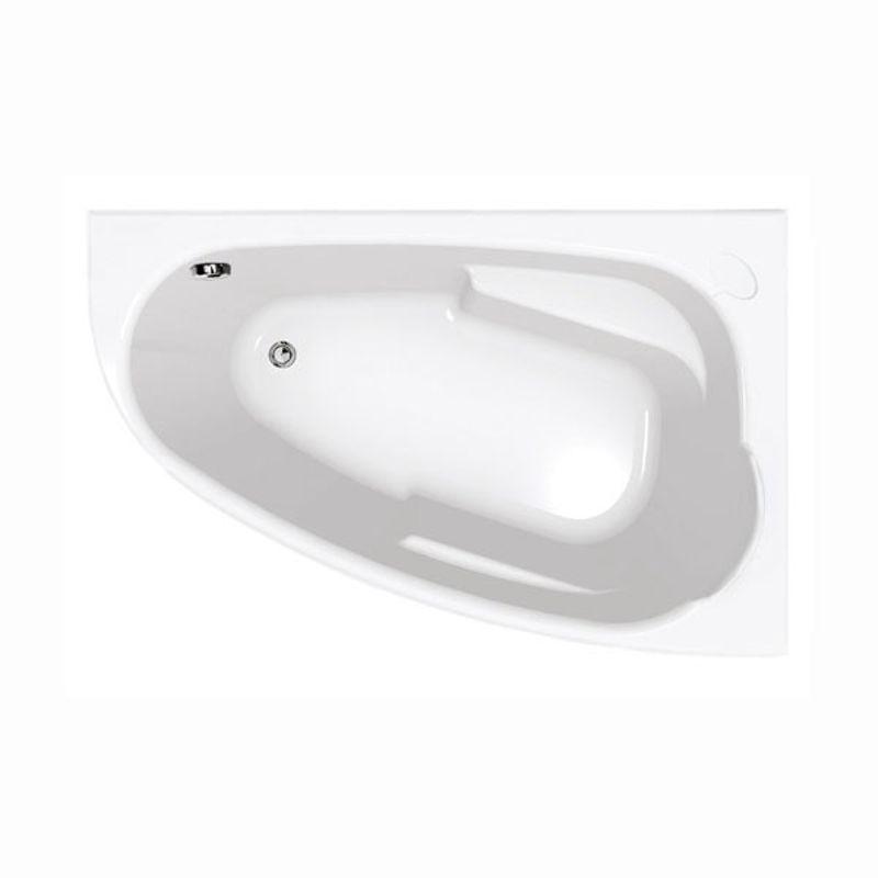 Ванна акриловая Cersanit JOANNA 150х95 правая