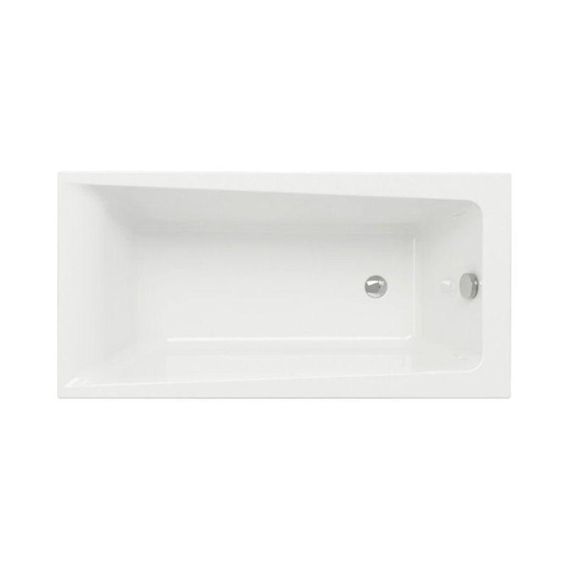Ванна акриловая Cersanit LORENA 150*70
