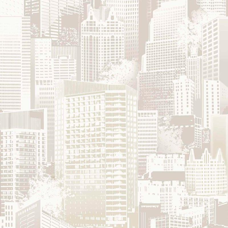 Купить Обои виниловые на флизелиновой основе Erismann Life 3459-2, Бежевый, Россия