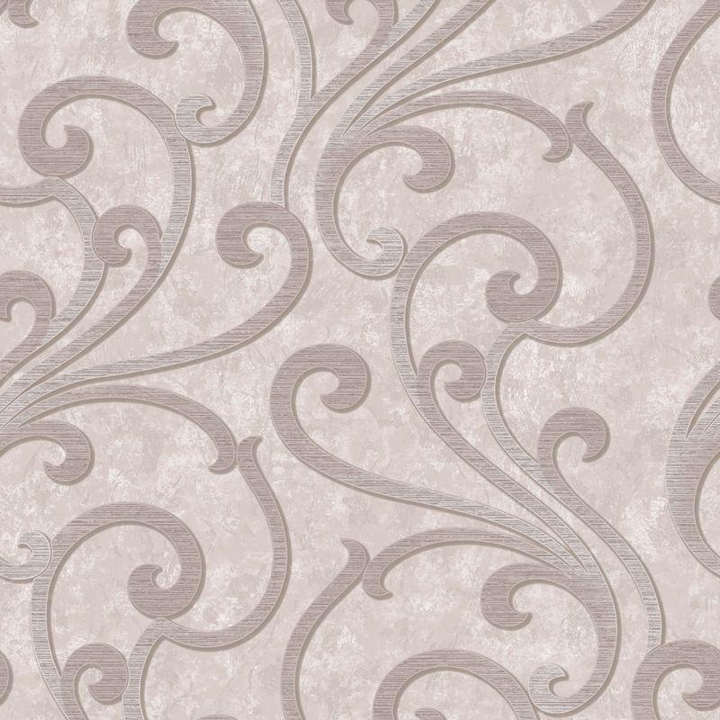 Обои виниловые на флизелиновой основе Erismann Primavera 4373-5<br>Бренд: Erismann; Страна производитель: Россия; Коллекция: Primavera; Артикул: 4373-5; Длина рулона: 10,05 м; Ширина рулона: 1,06 м; Площадь рулона: 10.65 м?; Тип обоев: Виниловые на флизелиновой основе; Материал поверхности: Винил горячего тиснения; Материал основы: Флизелин; Цвет производителя: Мокко; Тип рисунка: Орнамент; Фактура: Рельефная; Стиль: Модерн; Подгонка рисунка: Прямая стыковка; Повтор рисунка: 64 см; Окрашивание: Не красят; Нанесение клея: На стену; Особые свойства: Водостойкость; устойчивость к выгоранию; износостойкость; Особые свойства: Долговечность; Тип помещения: Спальня; прихожая; кухня; Тип помещения: Гостиная; прихожая; Тип помещения: Прихожая и коридор; Вес рулона: 3.4 кг; Количество рул/кор: 6 шт; Цветовая гамма: Розовый; Дизайн: Вензеля и узоры;