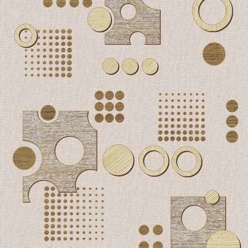 Обои виниловые на бумажной основе Erismann Maestro 1961-4<br>Бренд: Erismann; Страна производитель: Россия; Коллекция: Maestro; Артикул: 1961-4; Длина рулона: 10,05 м; Ширина рулона: 0,53 м; Площадь рулона: 5.33 м?; Тип обоев: Виниловые на бумажной основе; Материал поверхности: Вспененный винил; Материал основы: Бумага; Цвет производителя: Бежевый; Тип рисунка: Графика; Фактура: Рельефная; Подгонка рисунка: Свободная стыковка; Окрашивание: Не красят; Нанесение клея: На обои; Особые свойства: Водостойкость; Особые свойства: Долговечность; Особые свойства: Устойчивость к выгоранию; Тип помещения: Спальня; Тип помещения: Прихожая и коридор; Тип помещения: Гостиная; Тип помещения: Детская; Вес рулона: 1.6 кг; Количество рул/кор: 9 шт; Цветовая гамма: Бежевый; Дизайн: Геометрия;