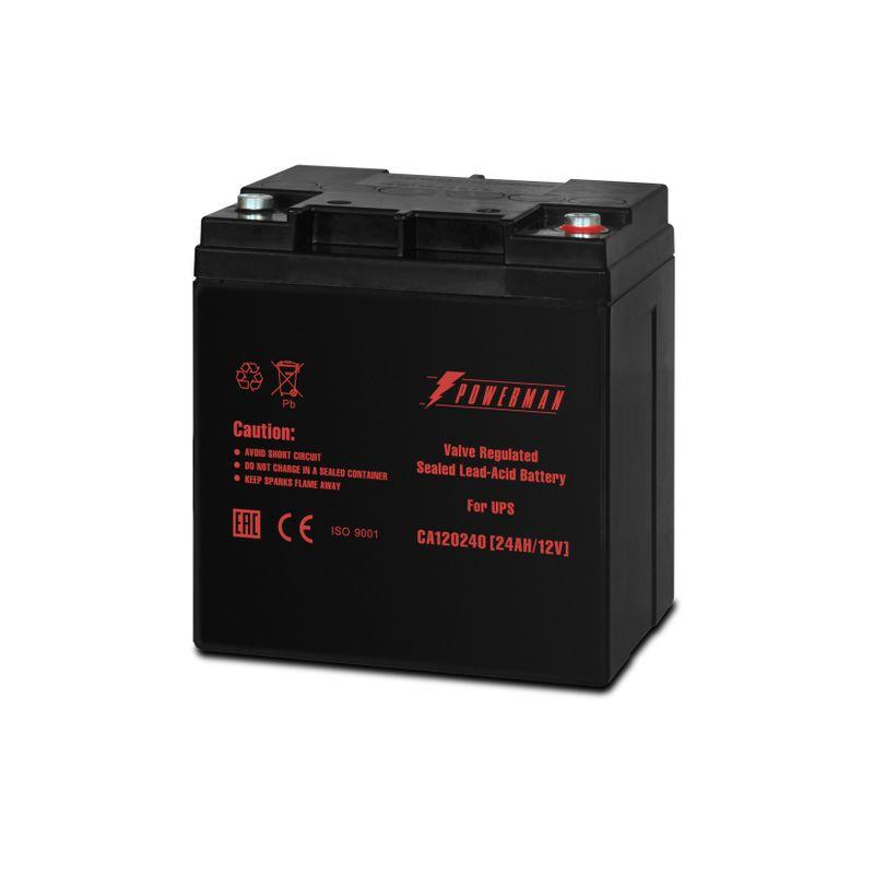 Купить со скидкой Батарея для ИБП POWERMAN CA 12240/UPS
